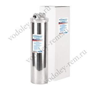 Магистральный фильтр из нержавеющей стали Аквабрайт АБФ-НЕРЖ-20ББ