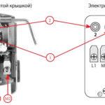 Реле давления + сухой ход JEMIX XPS-2-AUTO