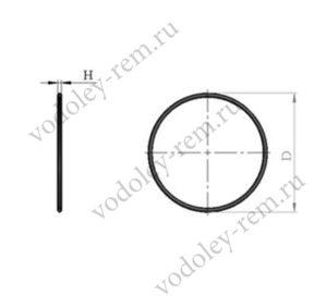 Резиновое кольцо D3